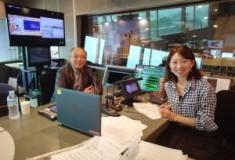 山梨放送YBSラジオに、生出演しました!!